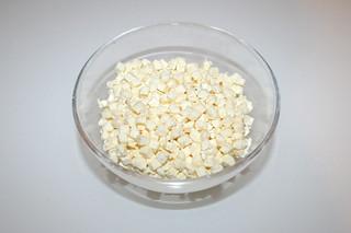17 - Zutat Schafskäse / Ingredient feta