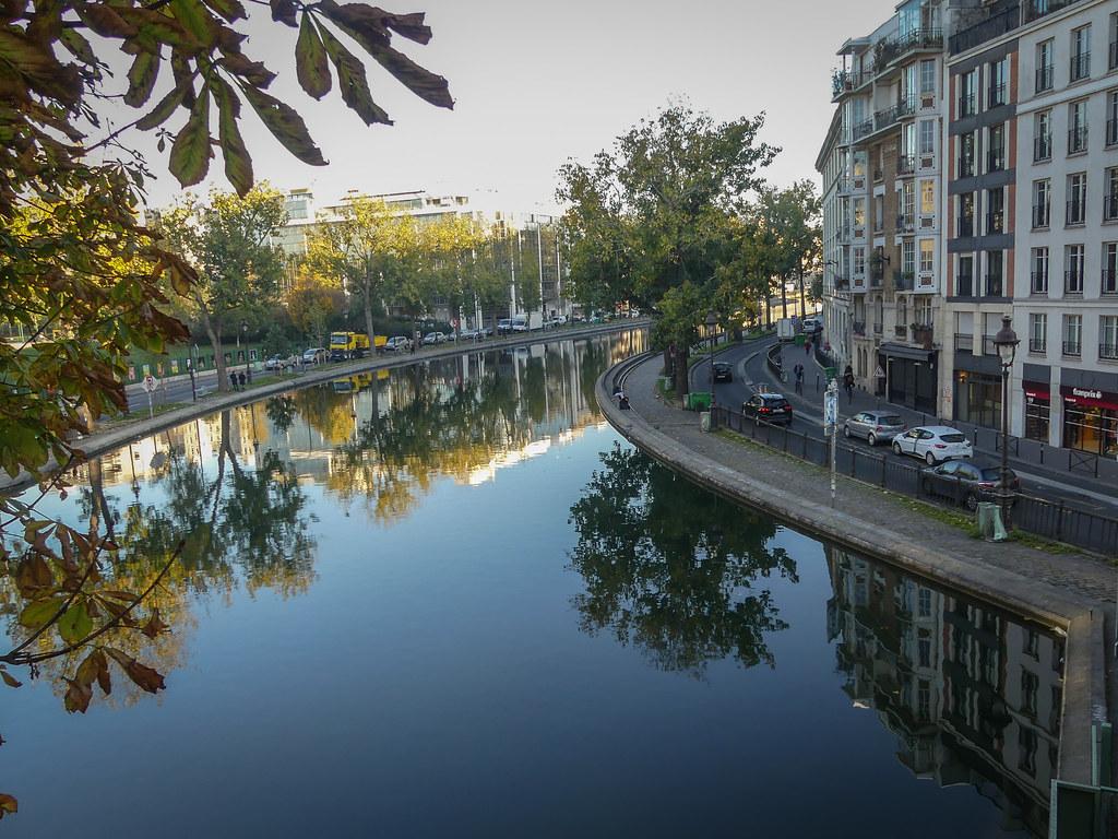 Paris Xième, un matin froid mais ensoleillé. 24462788908_091f9b3c35_b