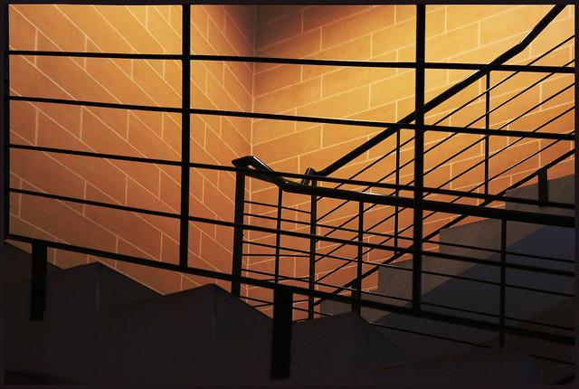 Escalier de lumière