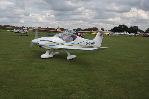 G-CWMT Dyn'Aero MCR-01 [PFA 301-14347] Sywell 010917