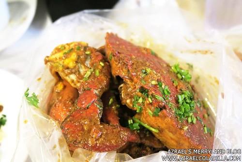 Shrimp Bucket - Crabs in Sebastiana Sauce
