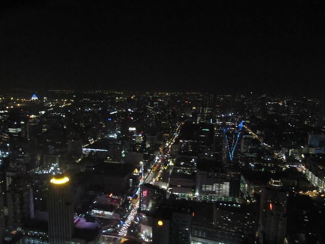 Bangkok: Baiyoke Sky 84.floor