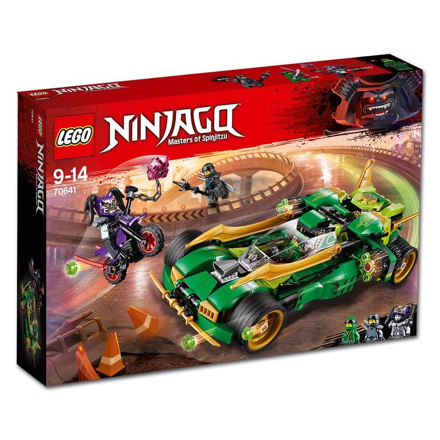 LEGO Ninjago 70641 - Ninja Nightcrawler