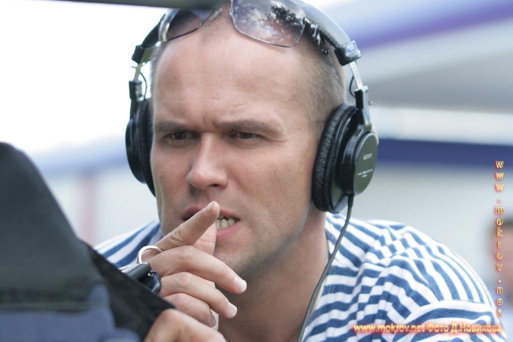Максим Аверин в телесериале «Глухарь».