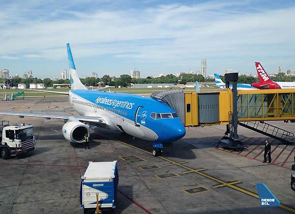 Aerolíneas Argentinas B737-700 AEP 1 (Gastón Doval)