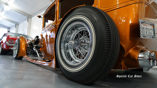 "1930 Ford Model A Tudor Sedan ""Rod"" riquez"