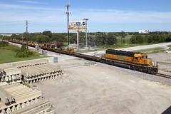 BNSF 6954 - Dallas TX