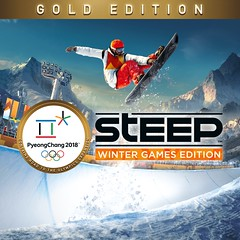 Steep Winter Games Gold Edition