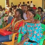 Mariama and Aminata Kamara DASL Students