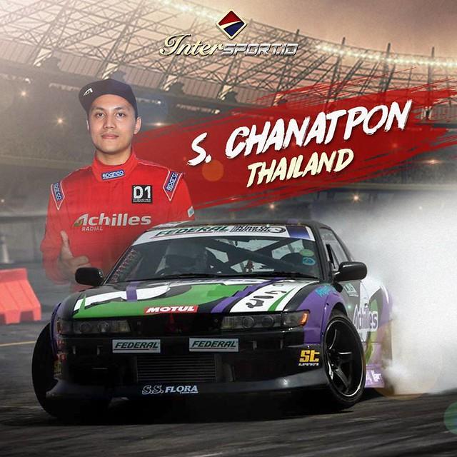 S. CHANATPON - THAILAND