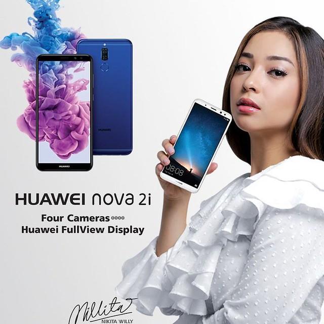 Huawei Nova 2i Nikita Willy