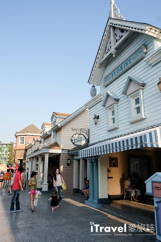 曼谷景点餐厅 巧克力村餐厅Chocolate Ville (8)
