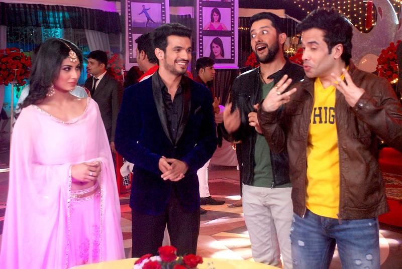 drama sukses india naagin tv sensasi selebriti
