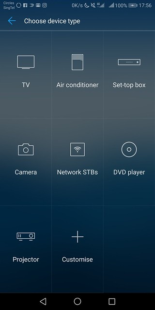 Huawei Mate 10 Pro - Smart Controller
