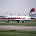 Lockheed L.1329 JetStar N1 Heathrow 8-9-78