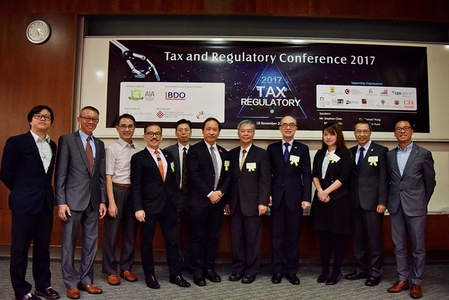 AIA Tax & Regulatory Conference - Hong Kong (18 November 2017)