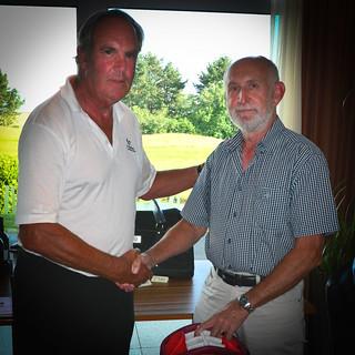 147 - Mens Captain's Day Winner Stan Serwata