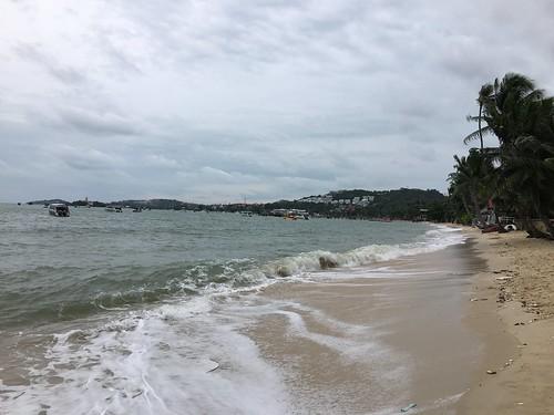 今日のサムイ島 11月28日 引き続き曇り