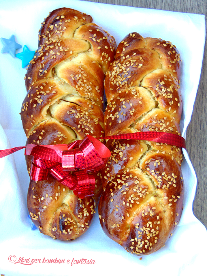 pane dolce del sabato 5
