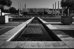 Montjuïc - Olympic Ring