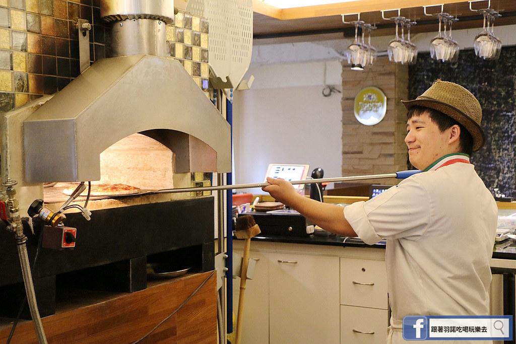 Pizzeria 義大利米蘭手工窯烤披薩餐廳037