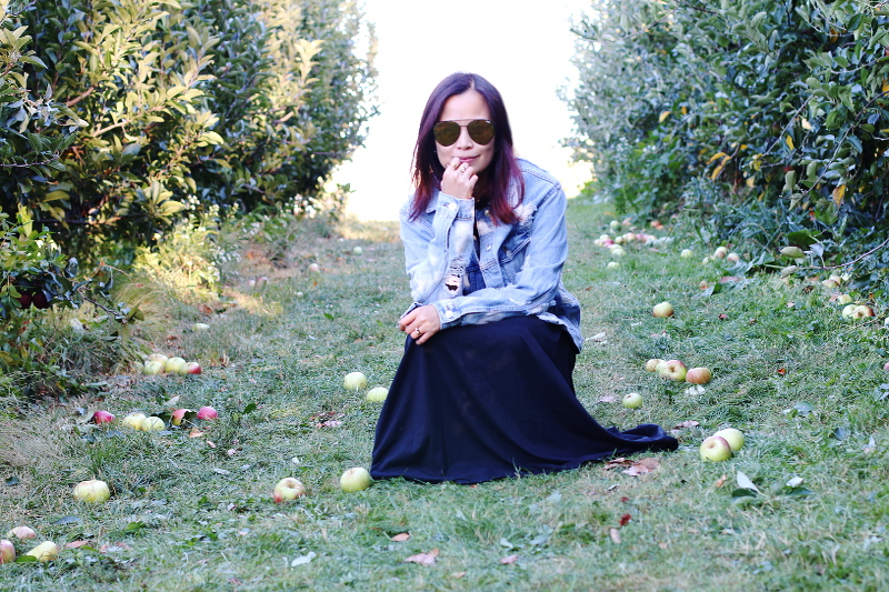 denim-jacket-black-dress-apple-trees-3