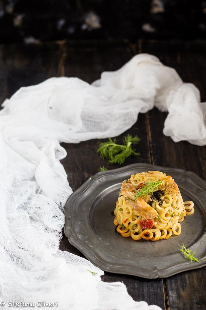 Pasta con le sarde siciliana senza glutine-9085