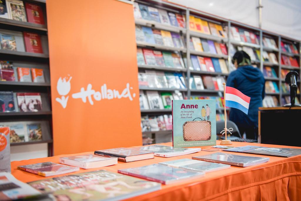 Librería Holandesa FILSA 2017,