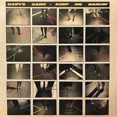 GARY'S GANG:KEEP ON DANCIN'(JACKET A)