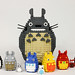 Totoro's friends by Gzu's Bricks