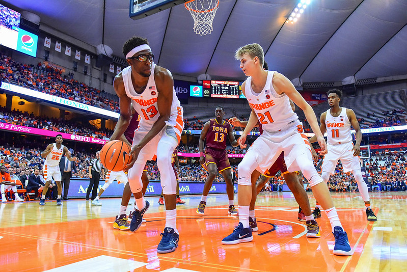 SU Basketball v Iona College