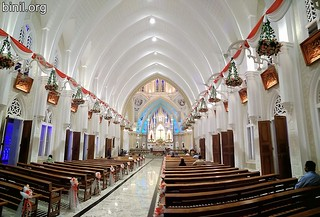 Our Lady of Lourdes Metropolitan Cathedral, Thrissur - 3