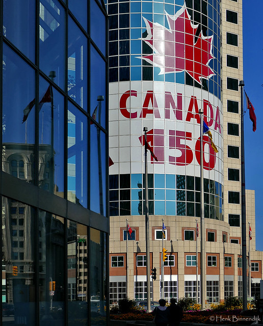 Canada: Winnipeg Canada 150