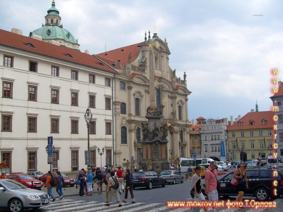 Прага — Чехия фотографии
