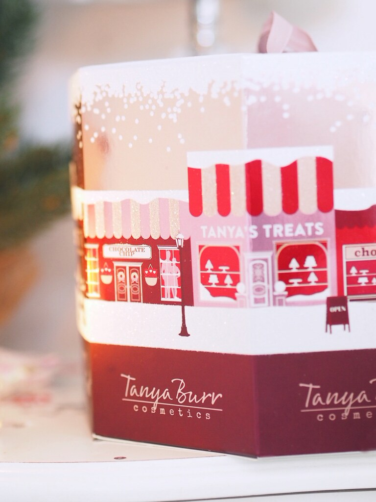 Tanya Burr Beauty and The Feast