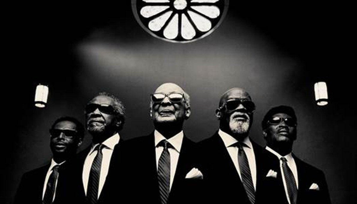 Martin Luther King Tribute Concert feat. the Blind Boys of Alabama