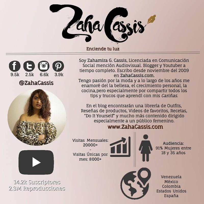 Media Kit Zaha Cassis