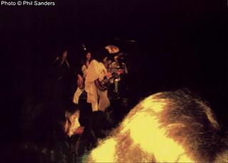 Queen live @ Preston - 1975