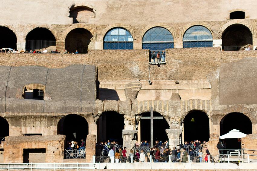 rooma colosseum forum romanum-1525