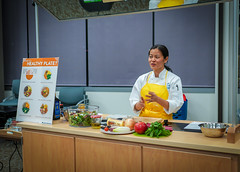 2017.12.06 ThriveKitchen with Chef Linda Shiue, MD, Kaiser Permanente Mission Bay, San Francisco, CA USA 1214