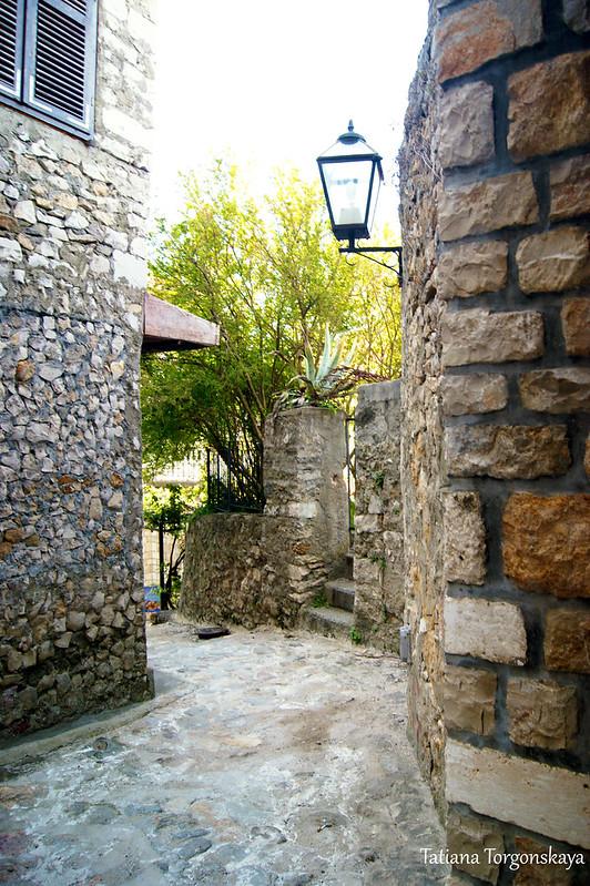 Внутри Старого города
