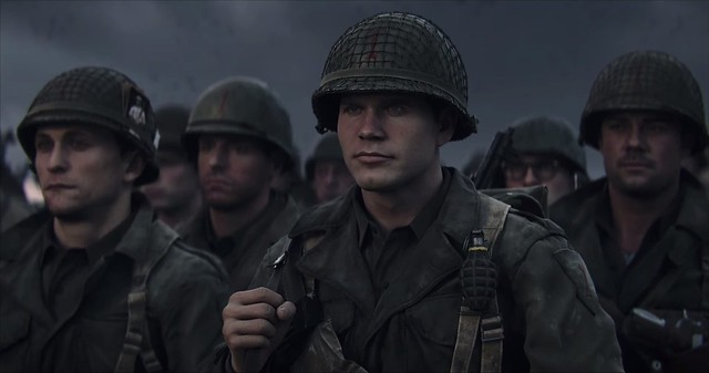 Call of Duty WW2 - Daniels