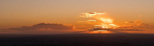 Nonvember Sunset Pano...
