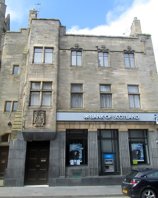 Bank of Scotland Building, Wick, Sutherland