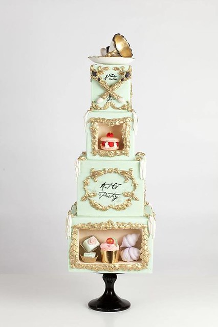 Cake by Safir Mebani - Cake Designer