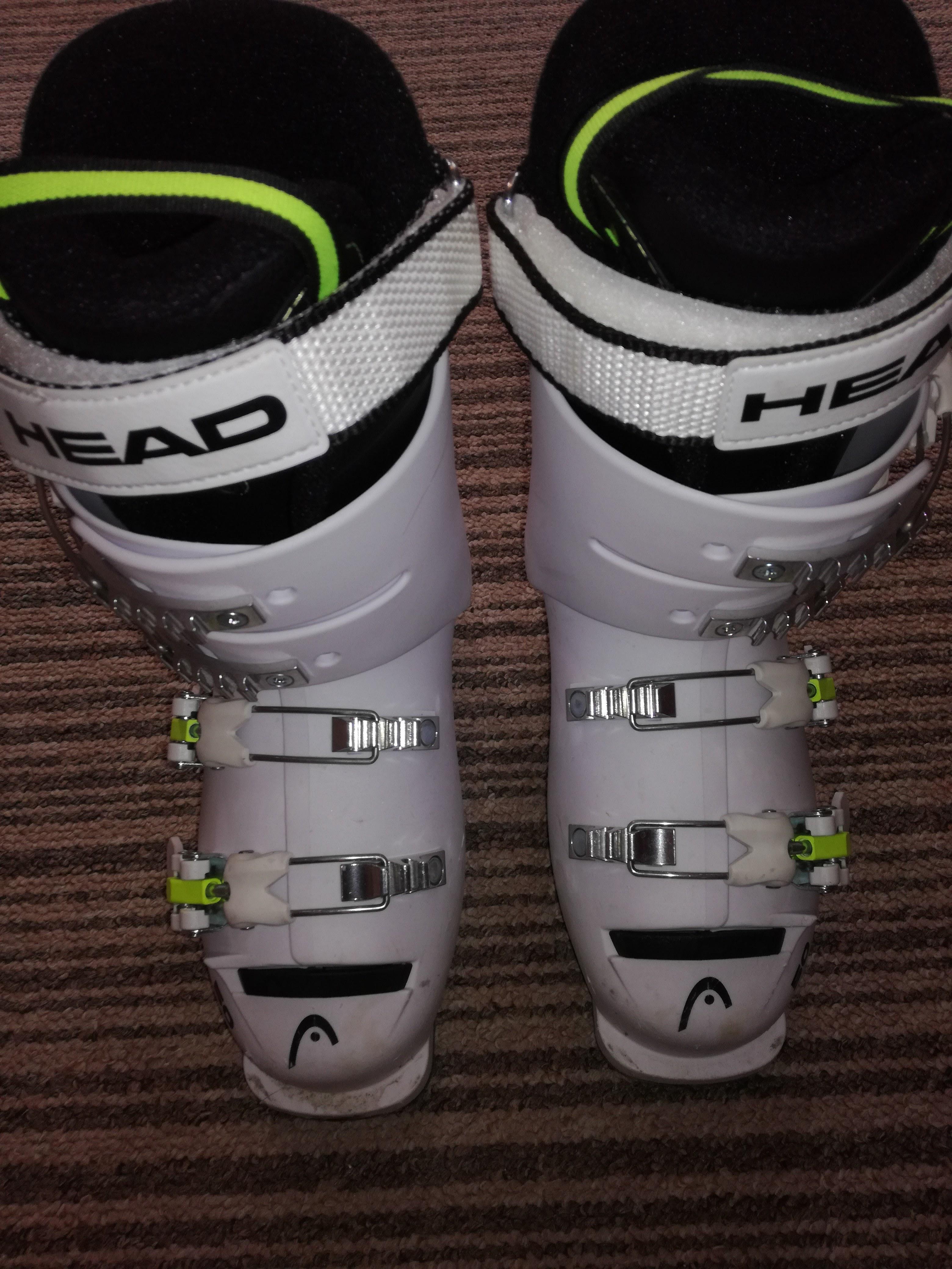 Dětské lyžařské boty Head Rebel - Bazar - SNOW.CZ 2b0550eac0