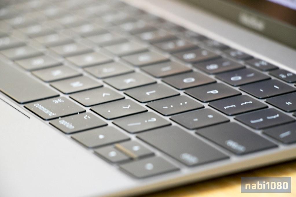 12インチ MacBook 201703