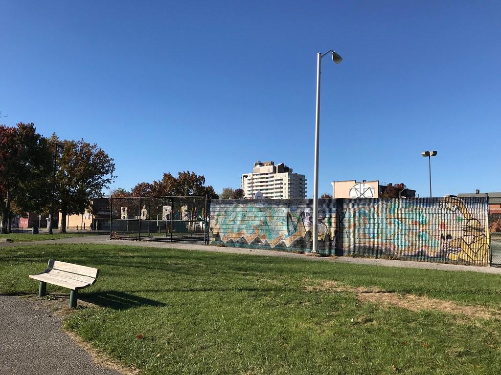 Mund Park/Playground, 2323 Greenmount Avenue, Baltimore, MD 21218