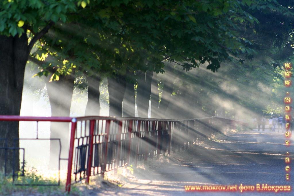 Город Волгоград с фотокамерой прогулки туристов