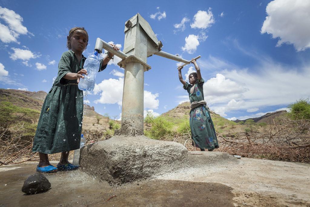 Waterprojecten van Cordaid in beeld